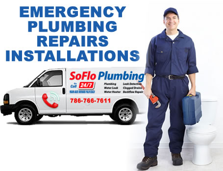Plumber Deerfield Beach